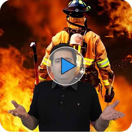 آتش سوزی پلاسکو و پیام مثبتی که می توانیم از آن بگیریم